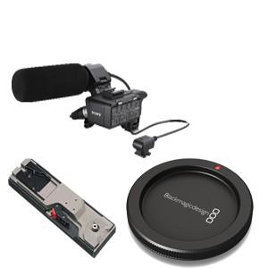 Camcorder & Cine Camera Components