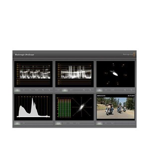 Waveform Monitors & Scopes