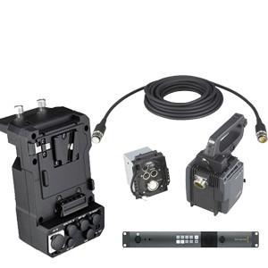 Studio & EFP Camera Components