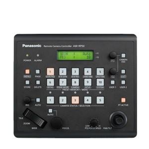 PTZ Camera Components
