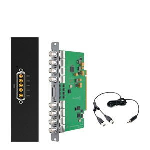 Routers, Switchers & Patchbay Accessories