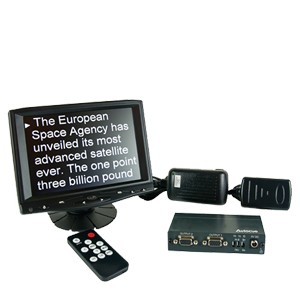 Teleprompter Accessories