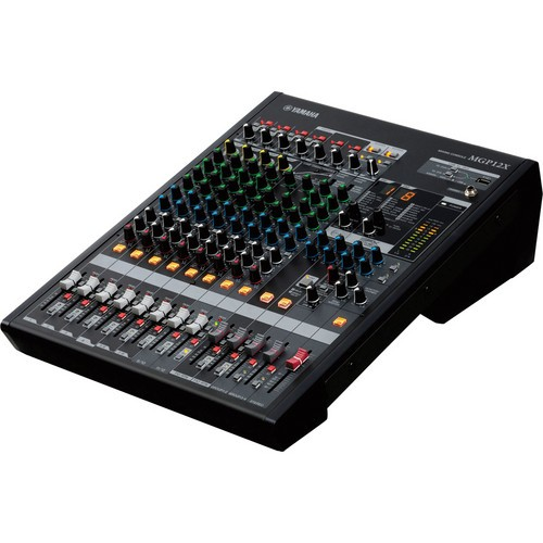 Sound Reinforcement Mixers