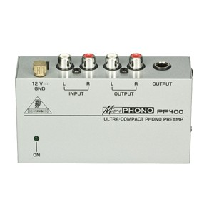 Phono Preamplifiers