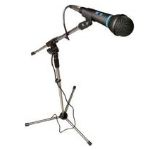 Mic Stands & Boom Arms