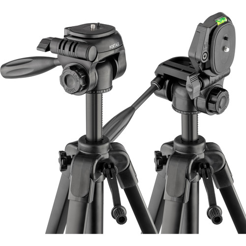 Tripods with Heads