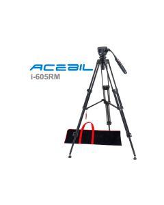 Acebil I-605DX Prosumer Tripod System