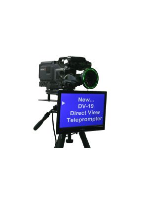 DV-19 Direct View Series Teleprompters