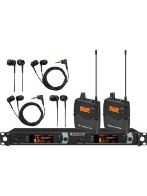 Dual Channel Stereo IEM System