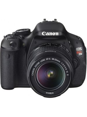 EOS 600D / Rebel T3i DSLR Camera with 18-55 DC III