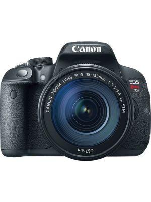 EOS 650D / Rebel T4i with 18-135mm IS STM lense