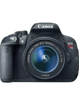 EOS 700D / Rebel T5 DSLR Camerai with 18-55mm IS STM lense