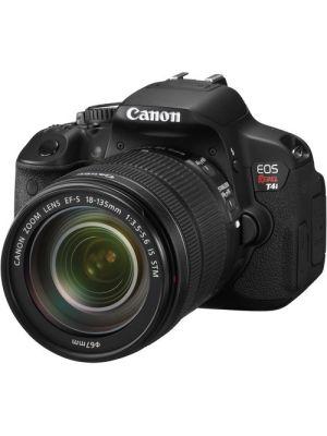 EOS 650D / Rebel T4i Camera with 18-135 IS STM Lens