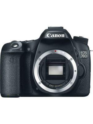 EOS 70D DSLR Camera (Body Only)