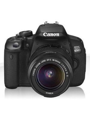 EOS 650D / Rebel T4i with 18-55 DC lense