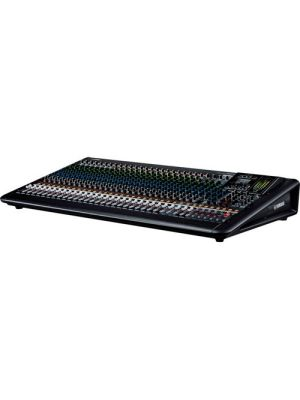 32-Channel Analog Mixing Console with DSP Effects