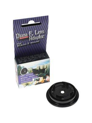 Diana F+ Nikon SLR Lens Adapter