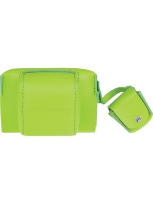 Fisheye Leather Case (Lime Punch)