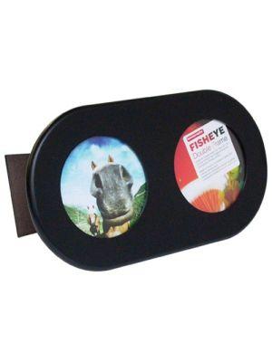 Fisheye Double Frame