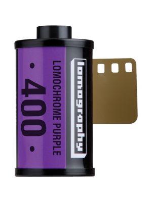LomoChrome Purple XR 100-400 35mm Color Negative Film (36 Exposures)