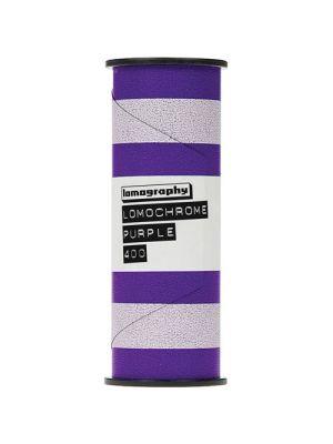 LomoChrome Purple XR 100-400 120 Color Negative Film