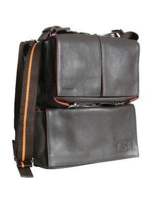 Sidekick Leather Bag (Brown)