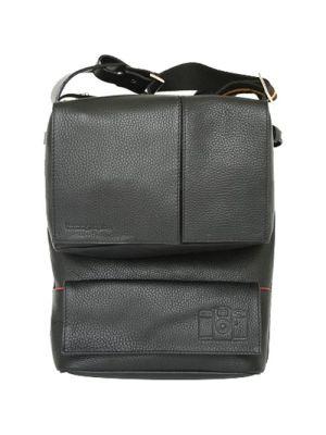 Sidekick Lite Leather Bag (Black)