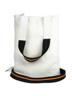 Lomofolio Bag (White & Orange)