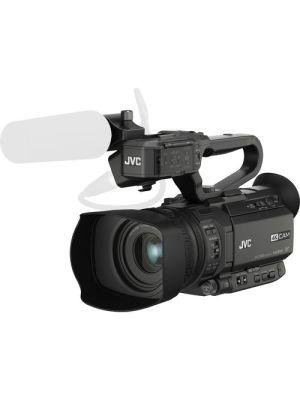 JVC GYHM200 4KCAM Compact Handheld Streaming Camcorder