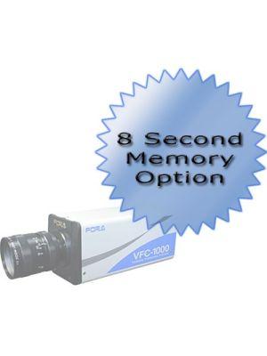 1000-8SEC 8 Second Memory Option for VFC-1000