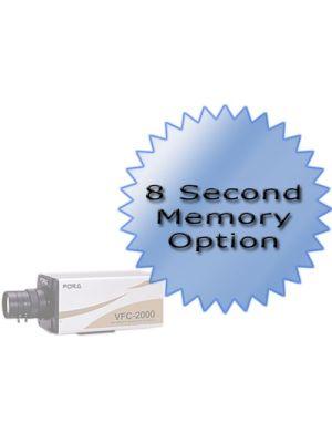 2000-8SEC 8 Second Memory Option for VFC-2000