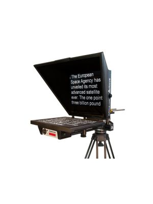 MSP17 - 17 inch Master Series Prompter with Long Rods for Large Studio Lens on Pedestal