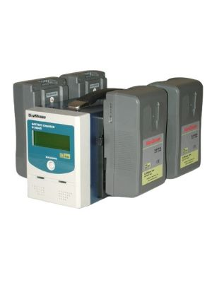 D-3004S 4-way V-Mount Battery Charger