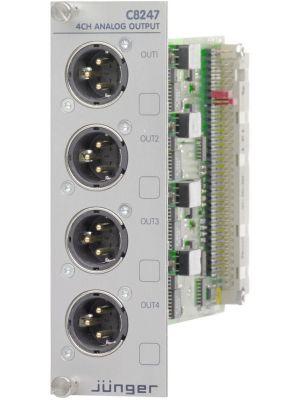 Analog Output (XLR)