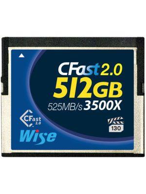 Wise Advanced 512GB CFast 2.0 Memory Card