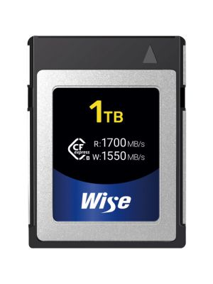 Wise Advanced 1TB CFX-B Series CFexpress Memory Card
