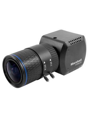 Marshall Electronics CV380-CS 4K 8.5MP 6G-SDI & HDMI CS/C-Mount Compact Camera