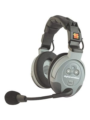 Eartec CS-DBL COMSTAR Double-Ear Full Duplex Wireless Headset