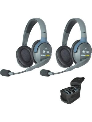 Eartec UL2D UltraLITE 2-Person Headset System