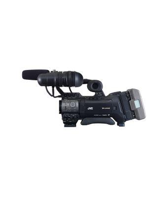 JVC GY-HM890RCHE Shoulder-mount/studio live streaming ENG HD camcorder