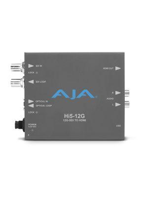 AJA Hi5-12G 12G-SDI to HDMI 2.0 Converters