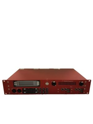 Mobile Viewpoint Playout 4K4M Playout with up to 4 HD/SD-SDI outputs and up to 6 modems