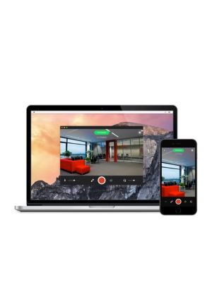 Mobile Viewpoint Streamur App Stream live with your own device