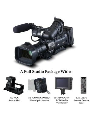 JVC HM890RCHE with Studio Package