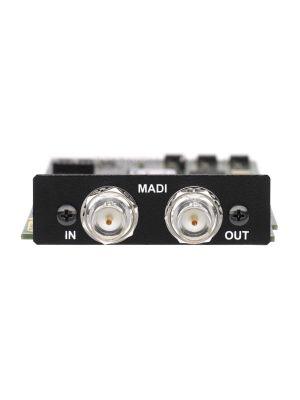 O_DAP_MB_a Option Board MADI I/O (BNC)