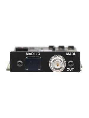 O_DAP_MO_SM_a Option Board MADI I/O (optical LC, Singlemode)