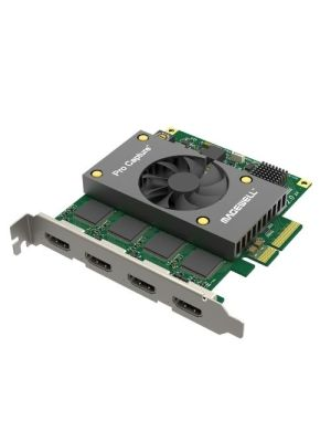 Magewell Pro Capture Quad HDMI Card (4 Channel)