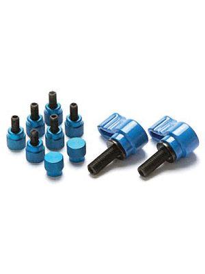 MICRO MATTE BOX KNOB KIT (BLUE)