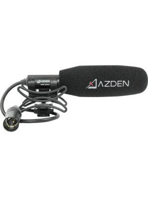 Azden SGM-250CX Short Shotgun Microphone (Shockmount, Phantom Only)