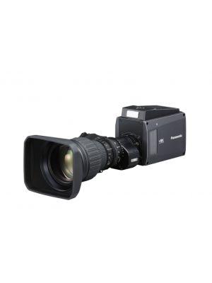Panasonic AK-UB300 4K Multi Purpose Camera with 2/3-type lens mount for versatility